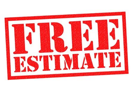 free pest control estimate